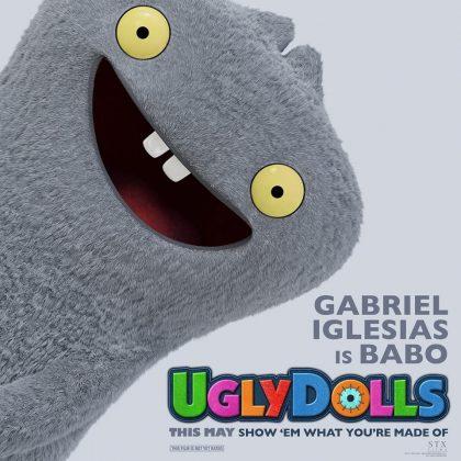 ugly dolls gabriel iglacius 420x420 - Trailer oficial de UglyDolls