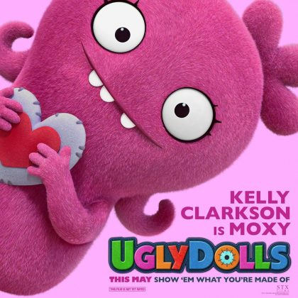 ugly dolls kelly clarkson 420x420 - Trailer oficial de UglyDolls