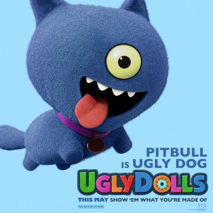 ugly dolls pitbull 420x420 - Trailer oficial de UglyDolls