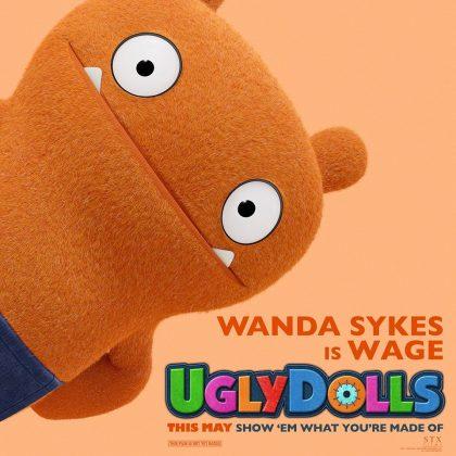 ugly dolls wanda sykes 420x420 - Trailer oficial de UglyDolls