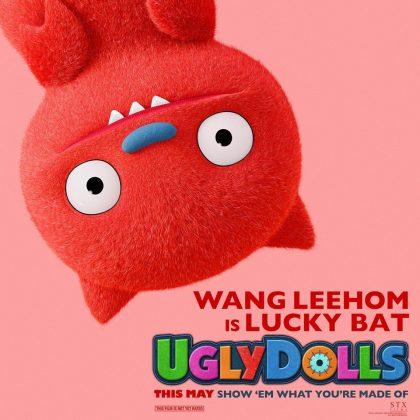 ugly dolls wang leehom 420x420 - Trailer oficial de UglyDolls