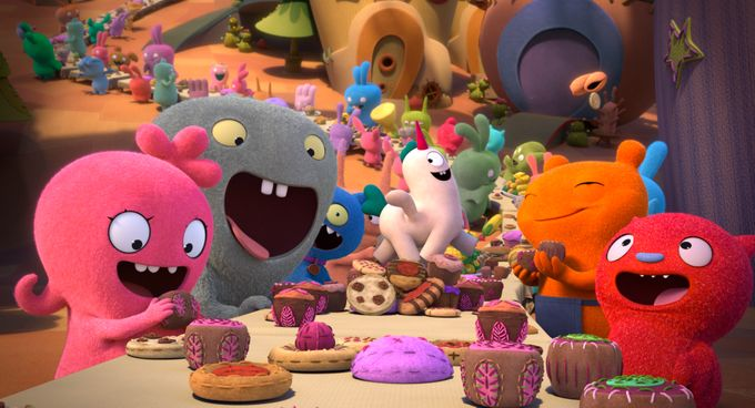 uglydolls movie - Trailer oficial de UglyDolls