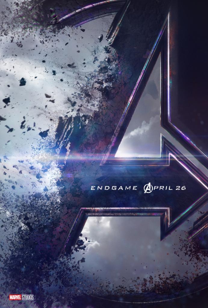 avengers endgame poster - Trailer oficial y subtitulado de Avengers: Endgame