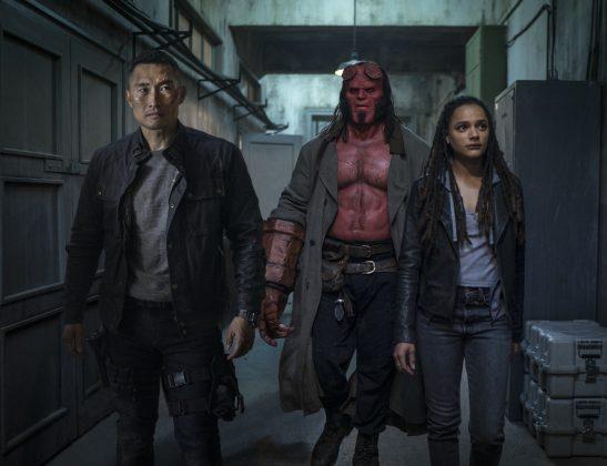 hellboy daniel dae kim david harbour sasha lane 547x420 - Galería de imágenes de Hellboy