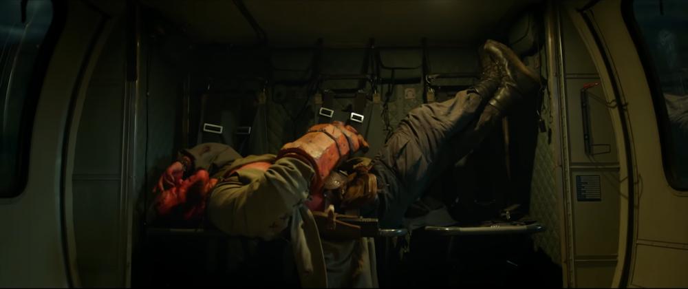 hellboy movie trailer images 10 1000x420 - Galería de imágenes de Hellboy