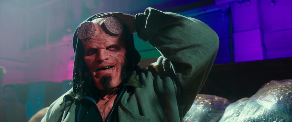 hellboy movie trailer images 12 1005x420 - Galería de imágenes de Hellboy
