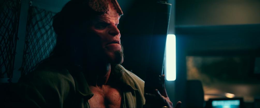 hellboy movie trailer images 14 1005x420 - Galería de imágenes de Hellboy