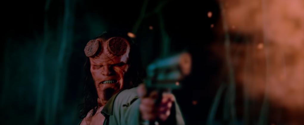 hellboy movie trailer images 15 1020x420 - Galería de imágenes de Hellboy