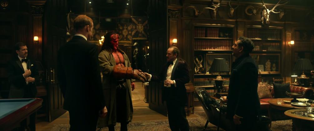 hellboy movie trailer images 18 1005x420 - Galería de imágenes de Hellboy
