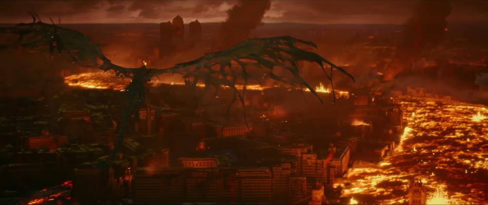 hellboy movie trailer images 19 1001x420 - Galería de imágenes de Hellboy