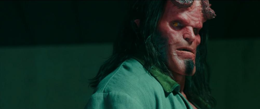 hellboy movie trailer images 21 1001x420 - Galería de imágenes de Hellboy