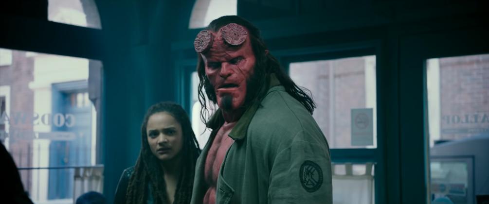 hellboy movie trailer images 7 1005x420 - Galería de imágenes de Hellboy