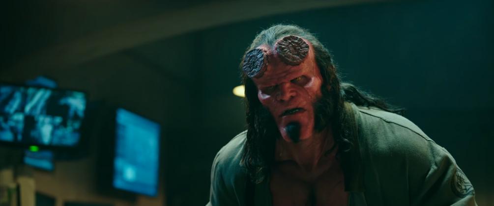 hellboy movie trailer images 9 1005x420 - Galería de imágenes de Hellboy
