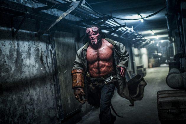 hellboy reboot david harbour 630x420 - Galería de imágenes de Hellboy