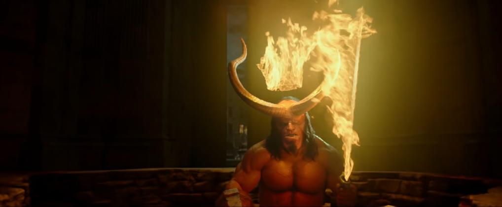 hellboy trailer images 2 1018x420 - Galería de imágenes de Hellboy