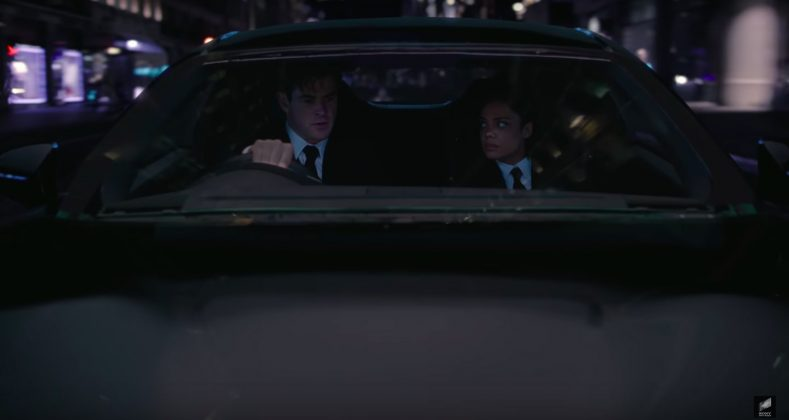 men in black international car 789x420 - Primer trailer oficial de Hombres de Negro: Internacional