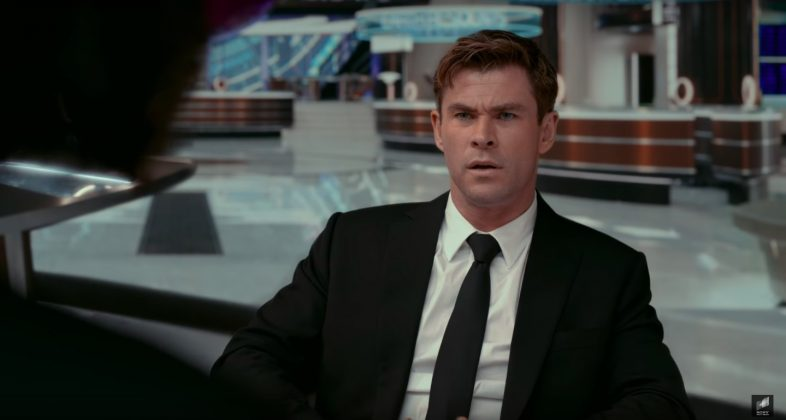 men in black international chris hemsworth 786x420 - Primer trailer oficial de Hombres de Negro: Internacional