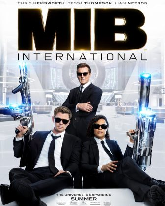 men in black international poster 336x420 - Primer trailer oficial de Hombres de Negro: Internacional