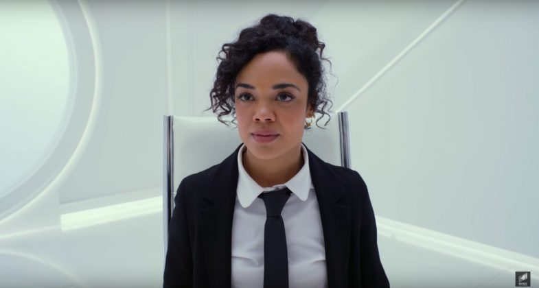 men in black international tessa thompson 785x420 - Primer trailer oficial de Hombres de Negro: Internacional