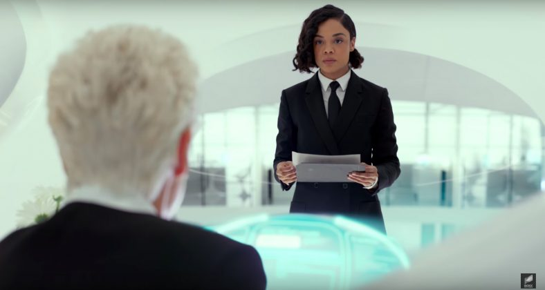 men in black reboot tessa thompson 788x420 - Primer trailer oficial de Hombres de Negro: Internacional