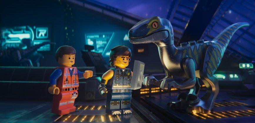 the lego movie 2 image raptor 867x420 - Galería de imágenes de La Gran Aventura Lego 2