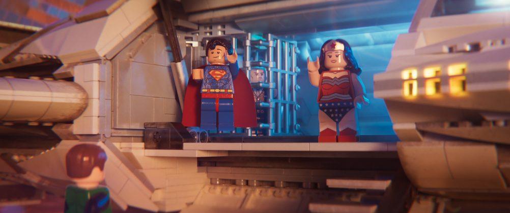 the lego movie 2 image superman wonder woman 1002x420 - Galería de imágenes de La Gran Aventura Lego 2