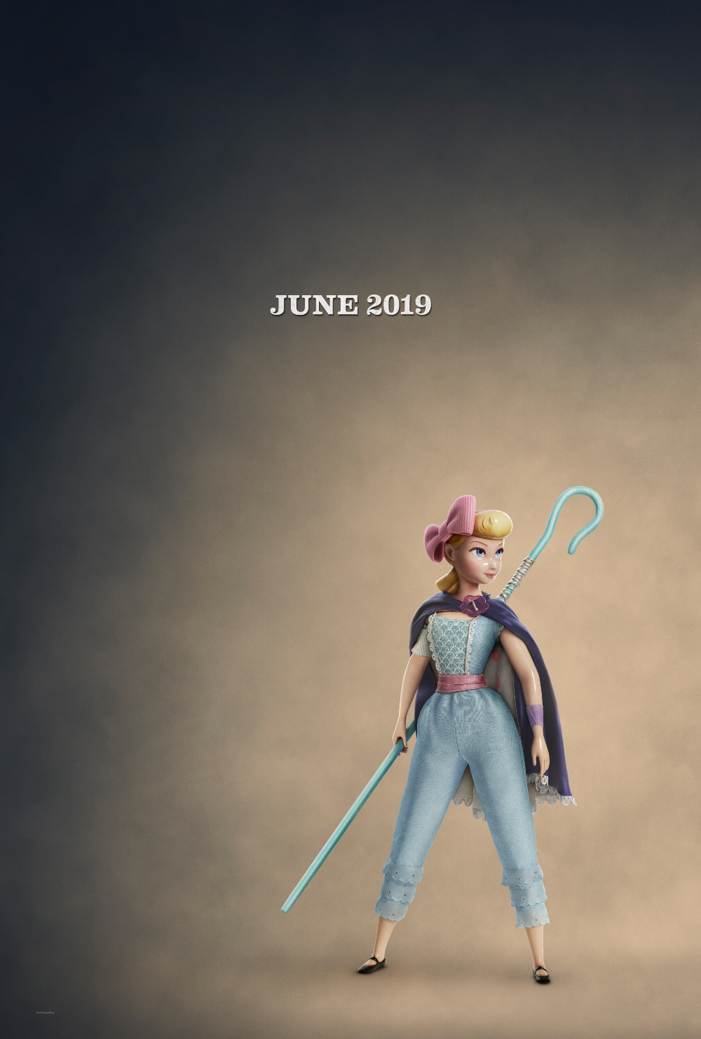 toy story 4 poster bo peep - Sinopsis Oficial de Toy Story 4