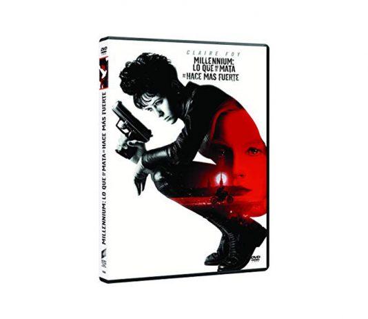 la chica en la telaraña dvd
