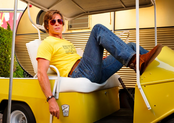 once upon a time in hollywood image 8 597x420 - Los pósters de Once Upon a Time in Hollywood de Quentin Tarantino
