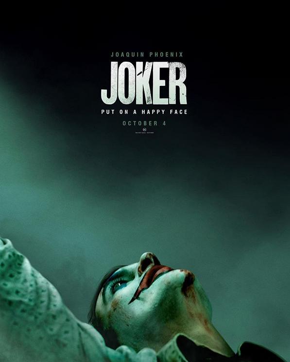 joker movie poster - Teaser Trailer oficial de Guasón