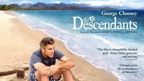 The Descendants Movie Kauai 480x270 - Las 5 películas imperdibles de George Clooney