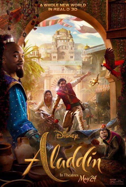 aladdin reald 3d poster 480x711 - Se revela nuevo póster de Aladdin