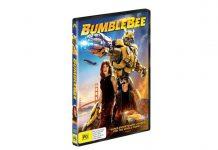 bumblebee dvd
