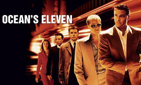 oceans eleven 480x288 - Las 5 películas imperdibles de George Clooney