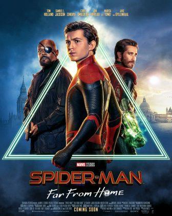 spider man far from home poster fury mysterio 2 336x420 - Horribles Pósters con los Personajes de Spider-Man: Lejos de Casa