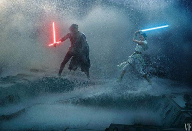 star wars rise of skywalker adam driver daisy ridley 618x420 - Nuevas imágenes de Star Wars: The Rise of Skywalker