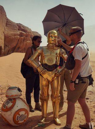 star wars rise of skywalker vanity fair c3p0 309x420 - Nuevas imágenes de Star Wars: The Rise of Skywalker