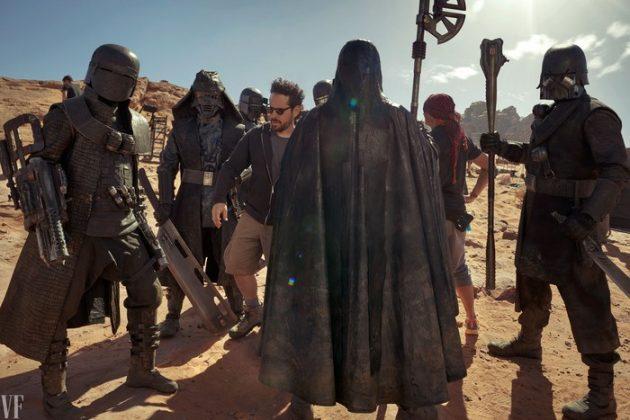 star wars rise of skywalker vanity fair jj abrams knights of ren 630x420 - Nuevas imágenes de Star Wars: The Rise of Skywalker