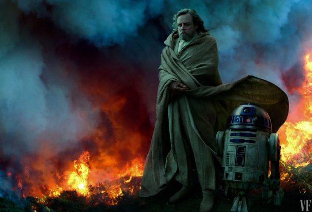 star wars rise of skywalker vanity fair mark hamill 618x420 - Nuevas imágenes de Star Wars: The Rise of Skywalker