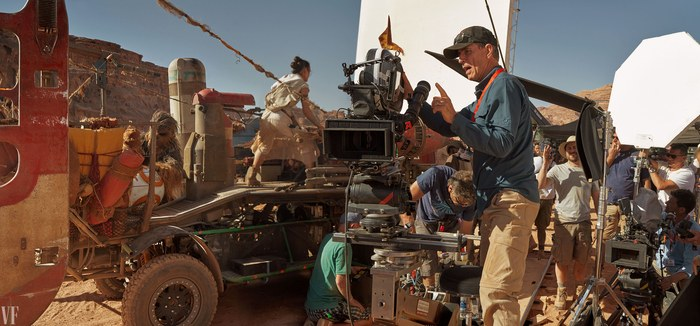 star wars rise of skywalker vanity fair set photo camera operator - Nuevas imágenes de Star Wars: The Rise of Skywalker