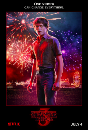 stranger things season 3 poster charlie heaton 284x420 - Stranger Things Temporada 3: Personajes