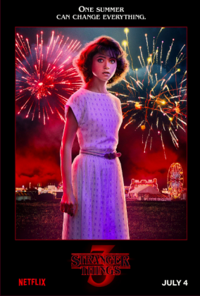 stranger things season 3 poster natalia dyer 284x420 - Stranger Things Temporada 3: Personajes