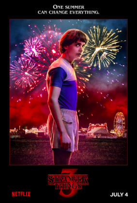 stranger things season 3 poster noah schnapp 283x420 - Stranger Things Temporada 3: Personajes