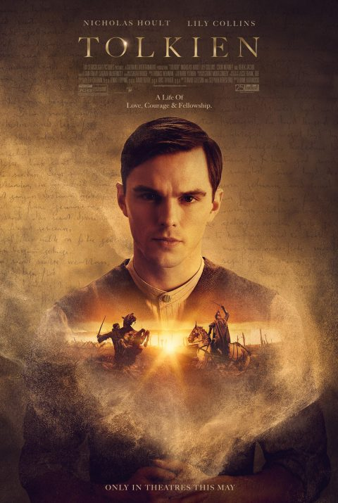 tolkien movie poster 480x715 - Nuevo Featurette y póster de Tolkien
