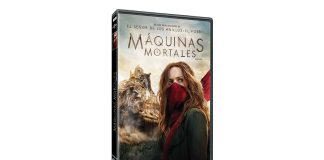 Maquinas Mortales DVD