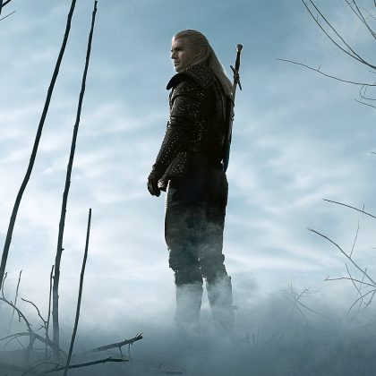 witcher series images geralt 420x420 - Primer vistazo a The Witcher de Netflix