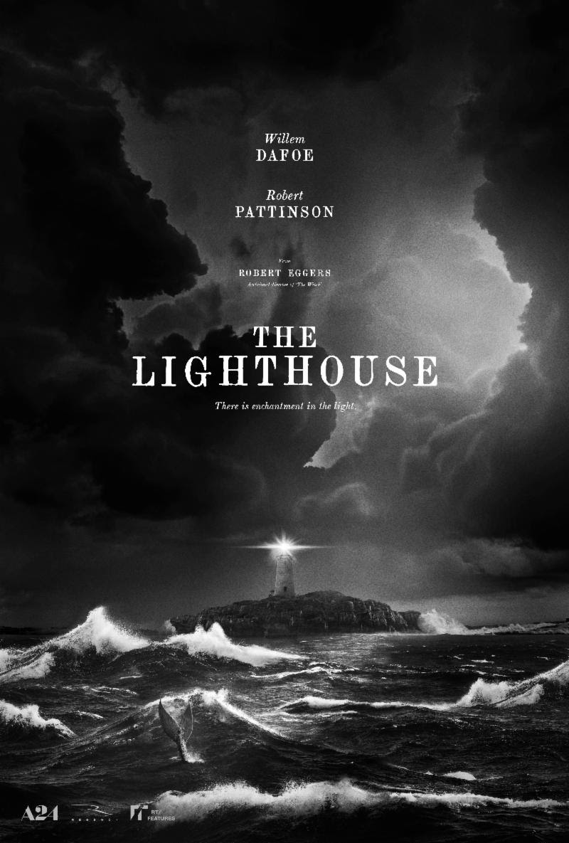 the lighthouse poster - The Lighthouse: Lo nuevo del Director de The VVitch.