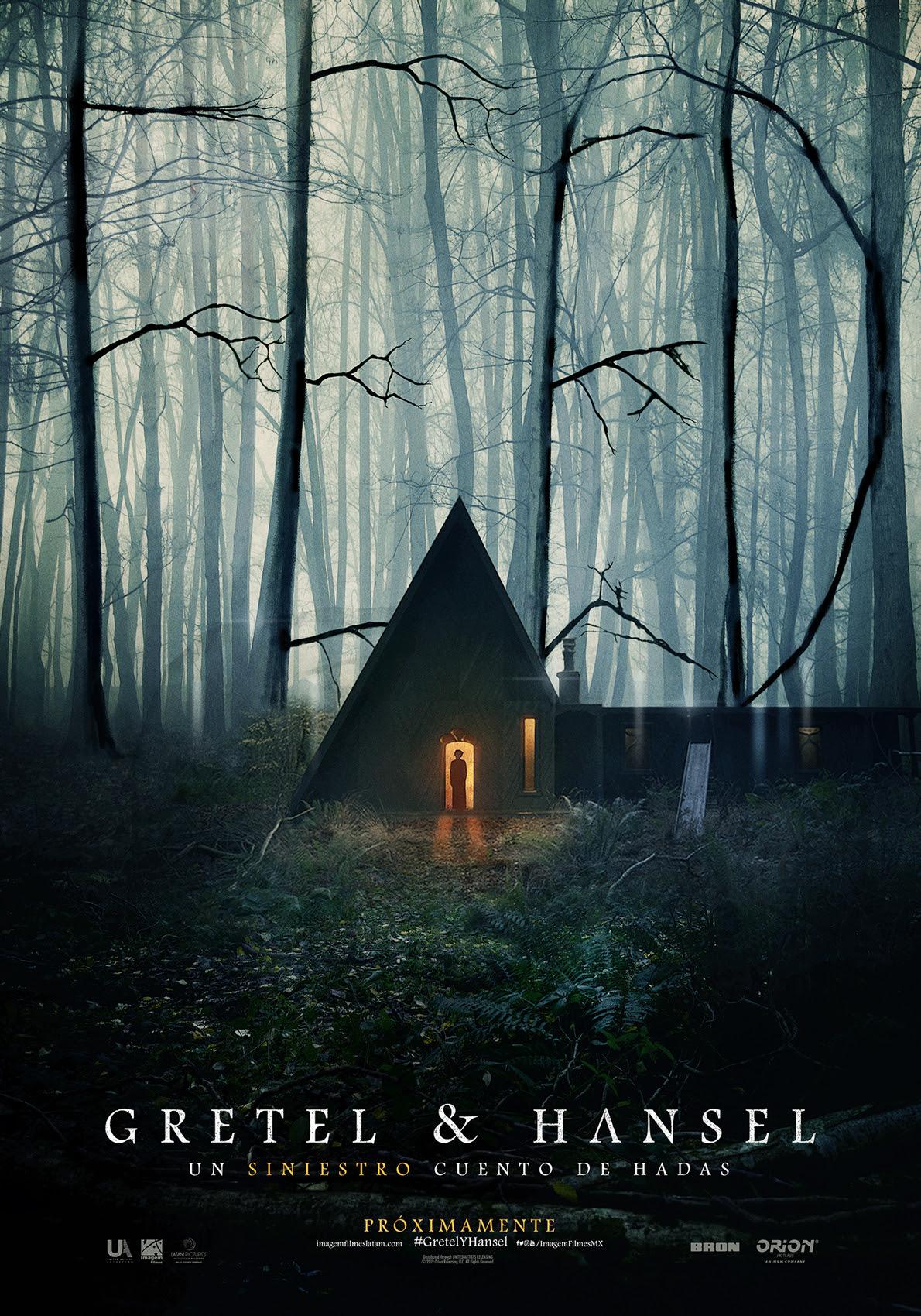gretel hanse poster - Trailer oficial de Gretel y Hansel con Sophia Lillis