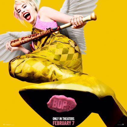 birds of prey poster harley quinn 420x420 - Trailer oficial de Aves de Presa (y la fantástica emancipación de una Harley Quinn) con Margot Robbie
