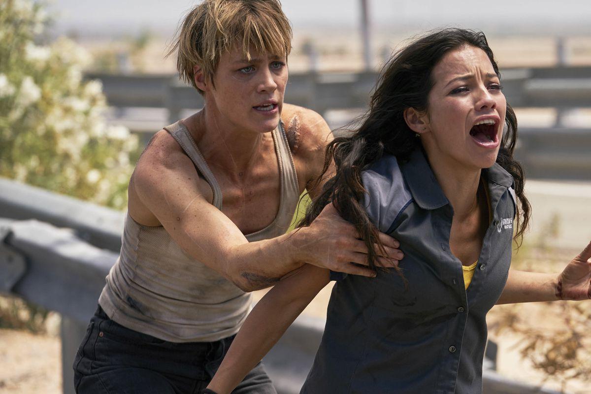Film Review Terminator  Dark Fate  1 .0 - Terminator: Destino Oculto - La Reseña Cinergetica